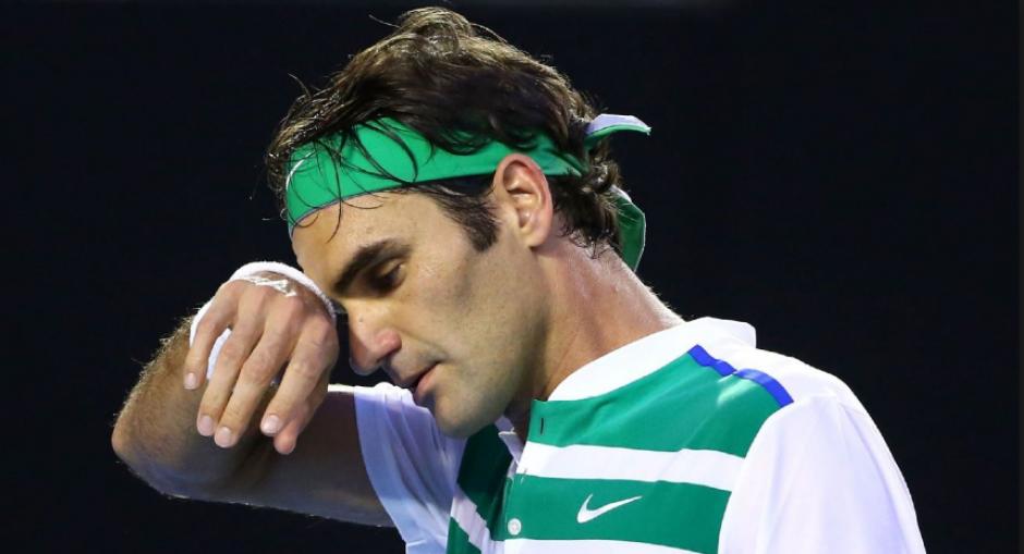 El tenista suizo no podrá ir por la medalla olímpica que le falta (OpenTennis.com)