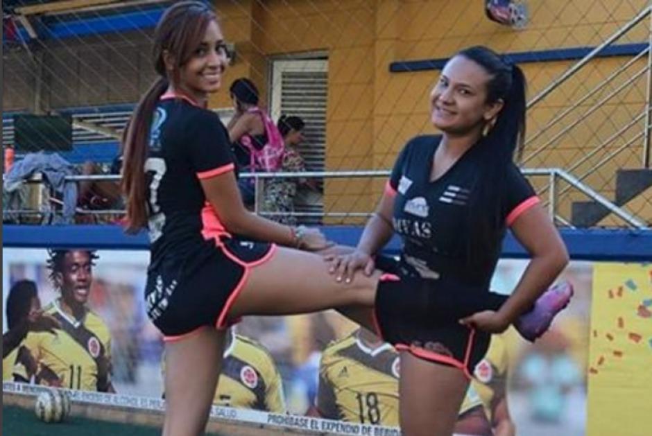 La modelo colombiana se dedica al fútbol y otros deportes. (Foto: Instagram/Juli López)