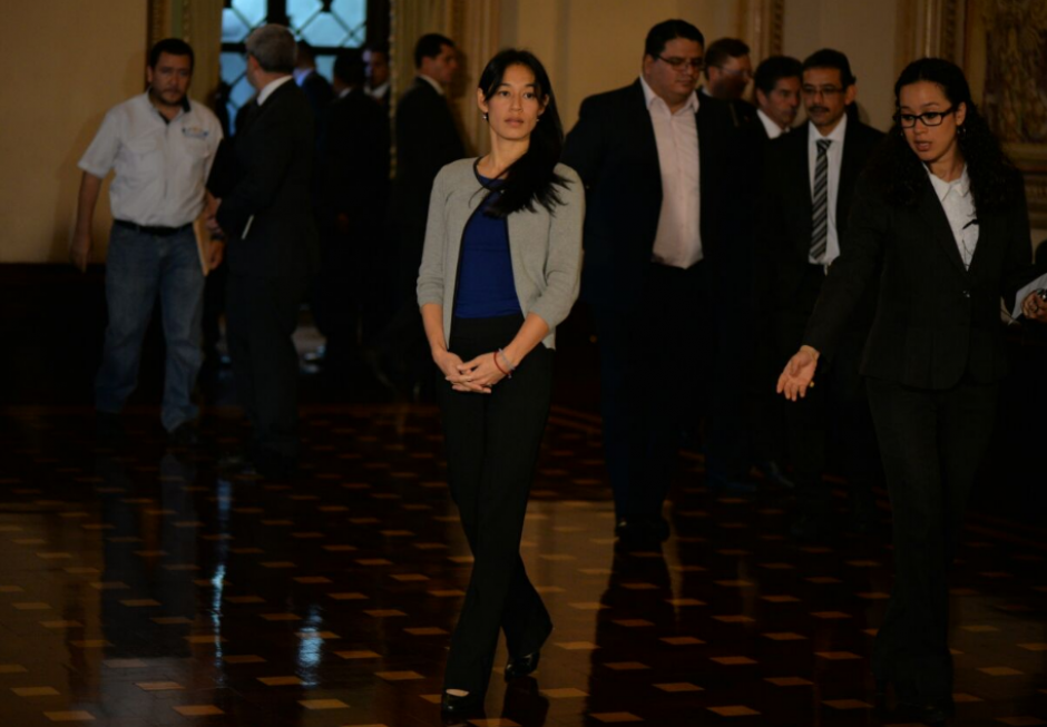 La nueva funcionaria tomará posesión de su cargo el próximo lunes. (Foto: Wilder López/Soy502)