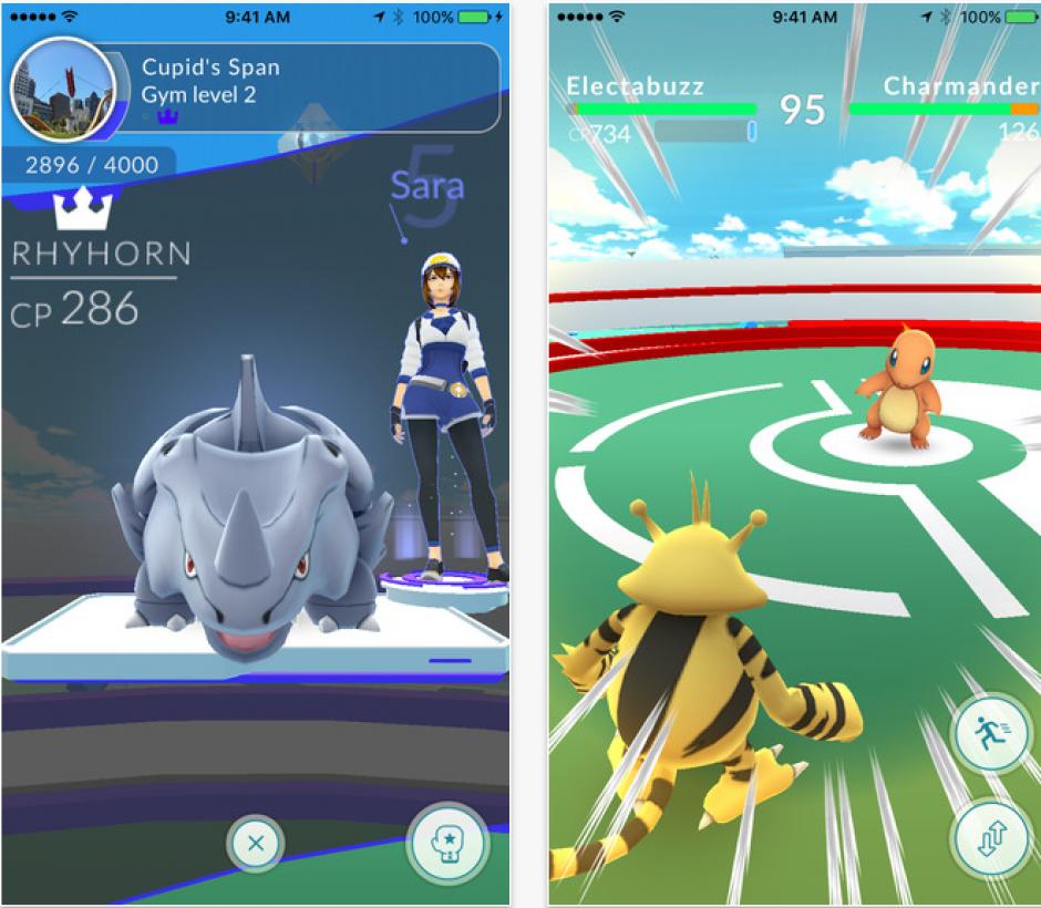 Por el momento se pueden capturar 151 Pokémon. (Captura de pantalla: Pokémon GO)