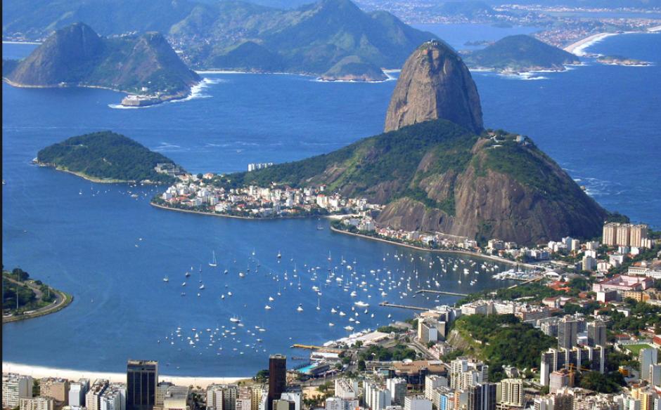 El gobierno no limpió las aguas como había dicho. (Foto: Rio2016.com)
