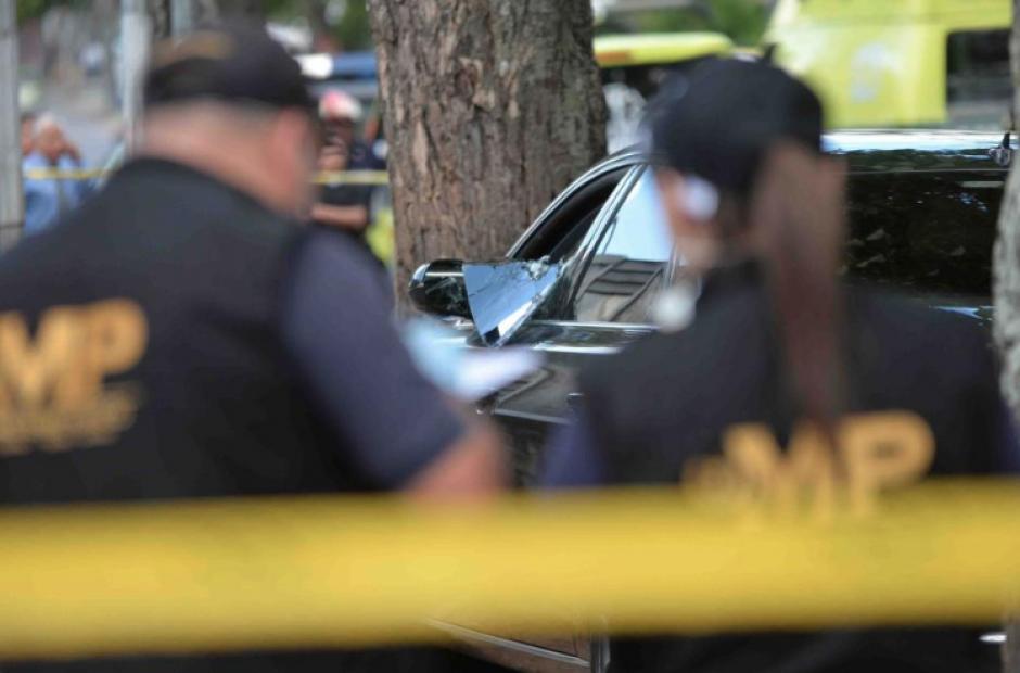 La estudiante fue localizada en un vehículo en la zona 5.  (Foto: Imagen de archivo con fines ilustrativas)