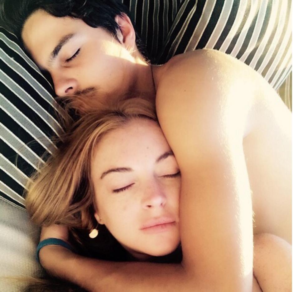 Sin embargo, el mensaje que dejó Lindsay en Instagram hace creer que buscará resolver las diferencias con su novio. (Foto: Instagram Lindsay Lohan)