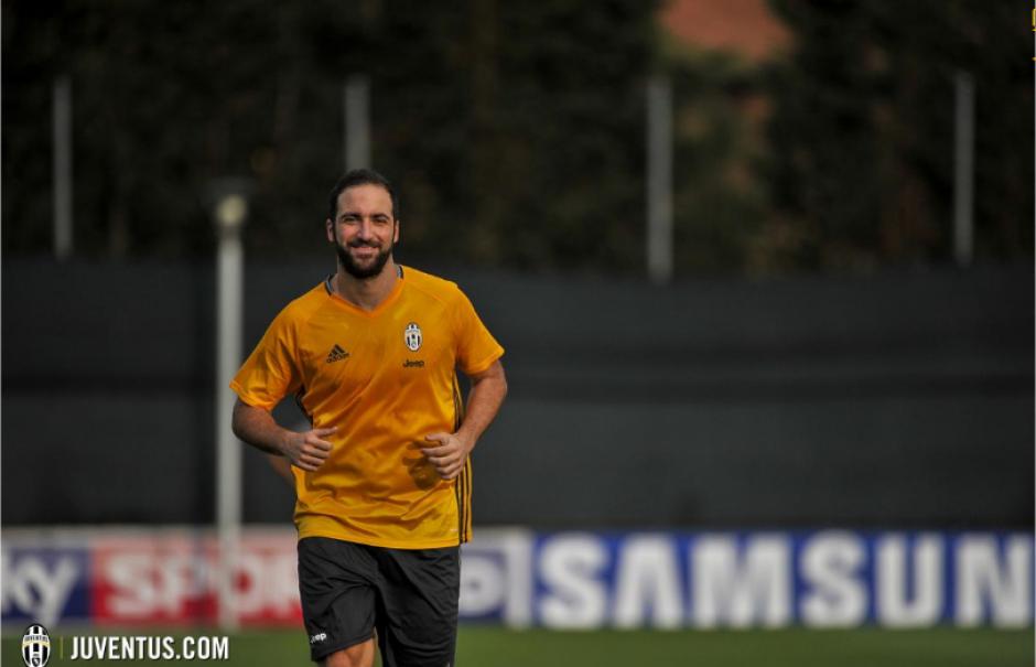 El club italiano pagó más de 90 millones de euros por él. (Foto: Juventus.com)