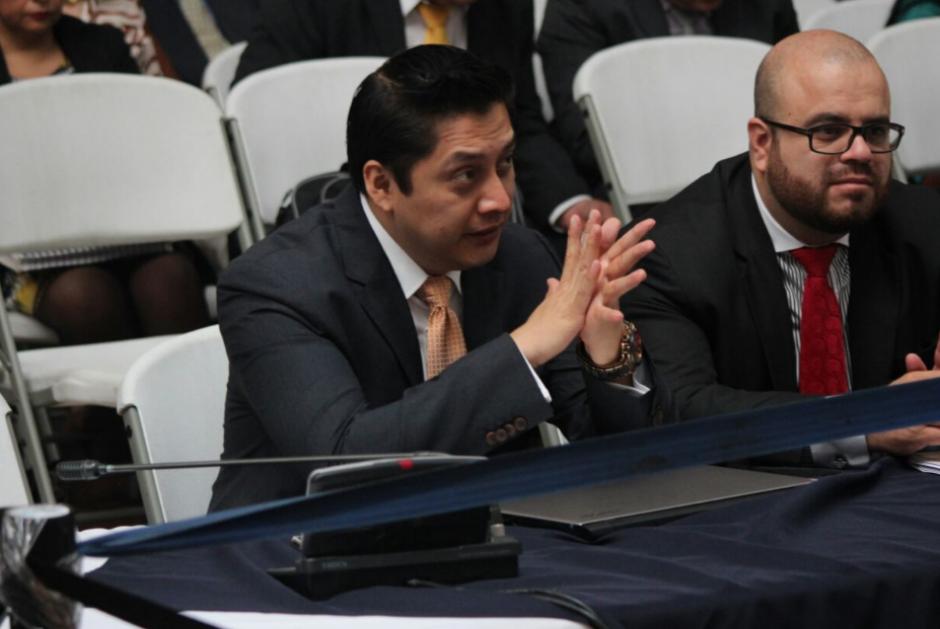 Mario Cano podría quedar en prisión mientras se realice el proceso en su contra. (Foto: Alejandro Balán/Soy502)