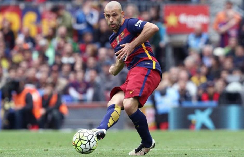 El argentino lleva ya seis temporadas en el Barcelona. (Foto: FCB)