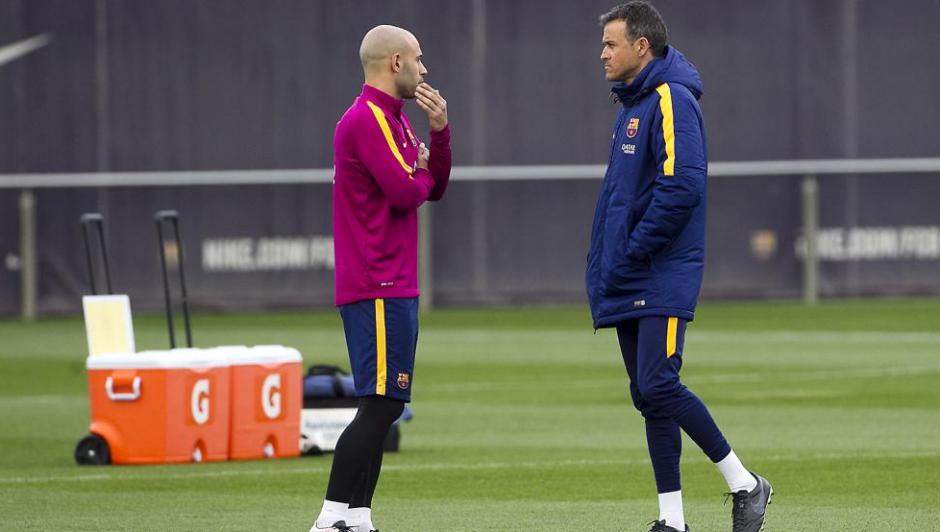 La renovación fue petición de Luis Enrique. (Foto: FCB)