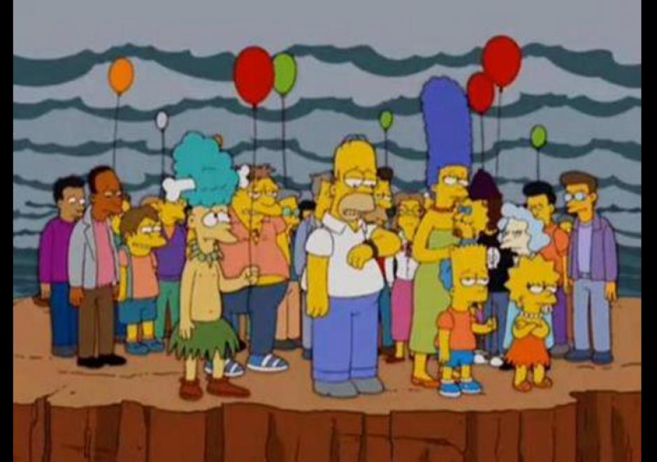 Los Simpsons, un clásico en los memes. (Foto: Twitter/@Capriel_Armando)
