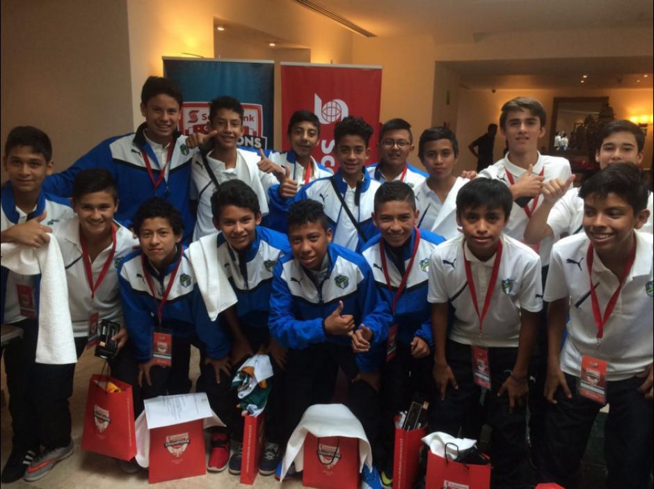 El equipo nacional es uno de los tres centroamericanos que lograron avanzar a las semifinales. (Captura de YouTube)