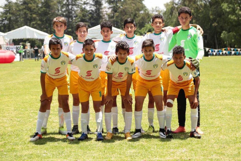 El cuadro guatemalteco disputará este fin de semana la final de la Concachampions sub 13. (Foto: Scotia Bank)
