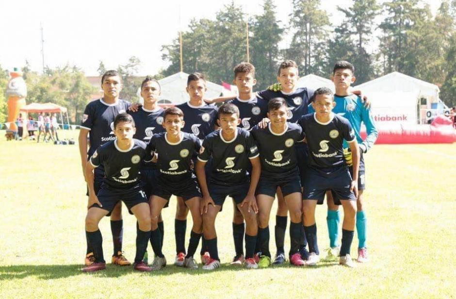 El Club Social y Deportivo Santa Ana será el rival de los Cremas en la final de la Concachampions sub 13. (Foto: Scotia Bank)