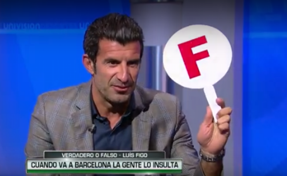 Figo afirmó que Stoichkov era un falso. (Foto: Captura de YouTube)