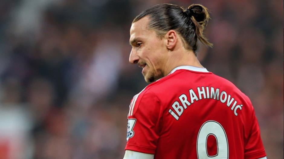 Zlatan será el delantero titular de José Mourinho. (Foto: ManU)