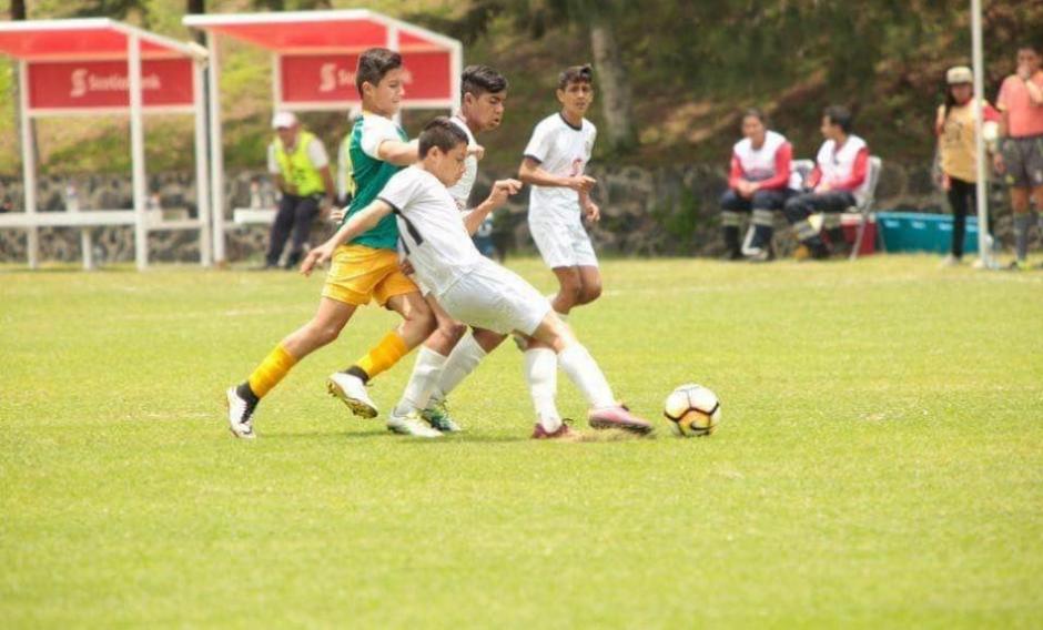 El partido fue contra Santa Ana, de El Salvador. (Foto: Cremas)