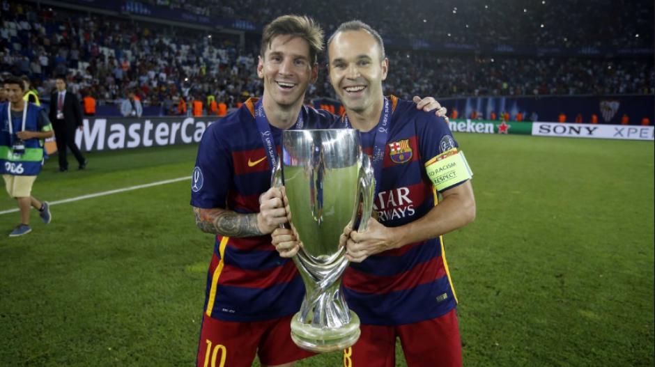 """""""En el Barcelona gana porque hay una idea de juego"""", dice el italiano. (Foto: Sport)"""