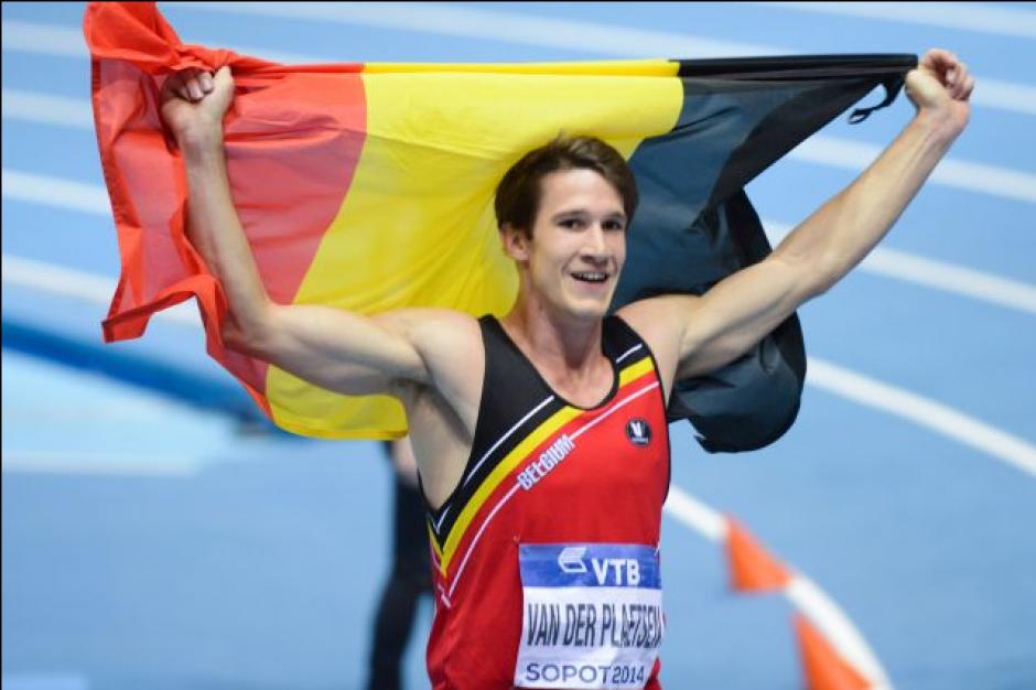 Thomas compite en decatlón y es campeón europeo (Wikipedia)