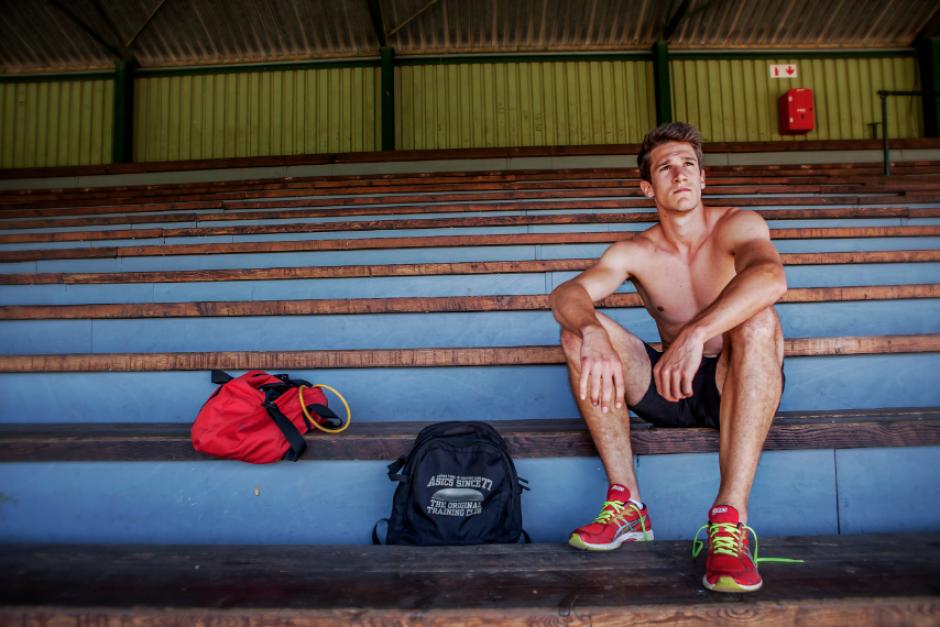Van der Plaetsen estará en Río 2016 después de pasar por quimioterapia (Tankschrijft.be)