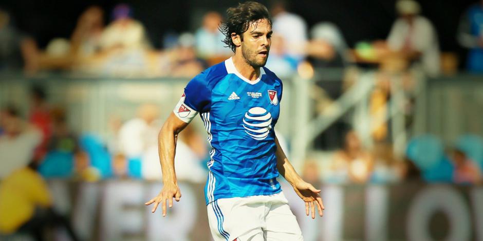 Kaká protagonizó un divertido momento que las redes no perdonaron. (Foto: MLS)