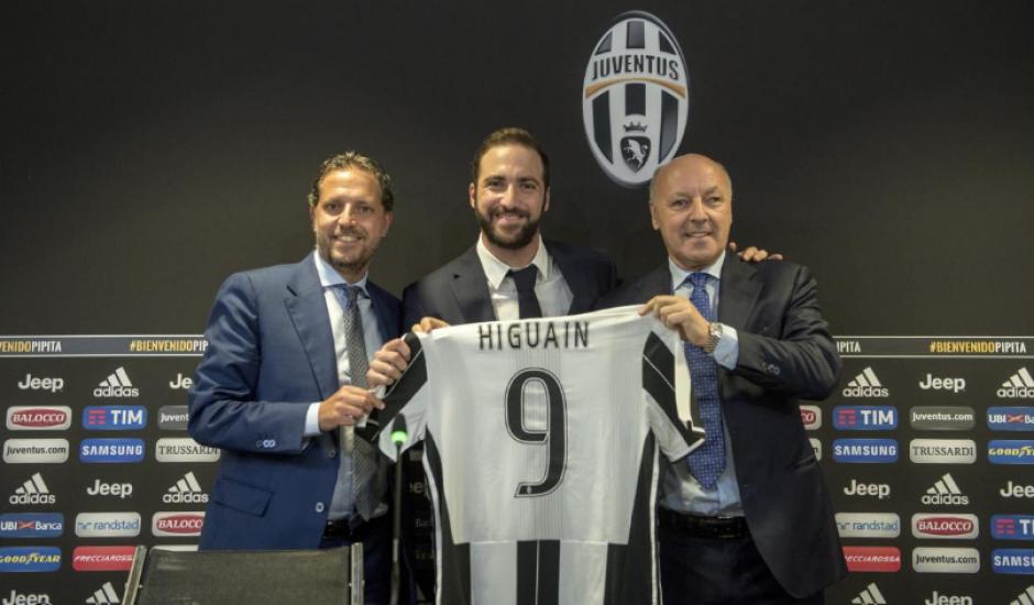 Higuaín se fue a la Juventus y enojó a todo Napoli. (Foto: Juventus.com)