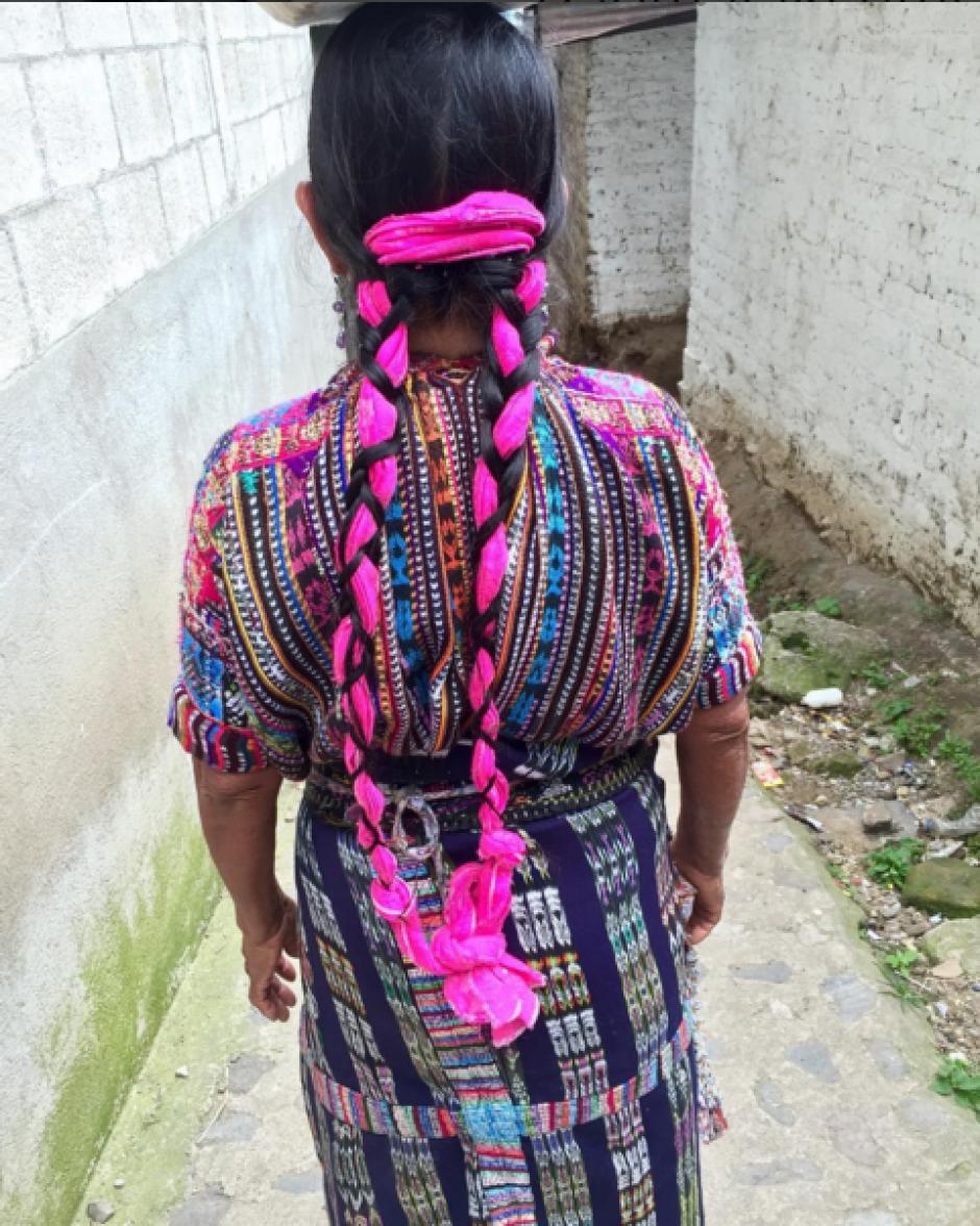 Los colores y los tejidos guatemaltecos han llamado la atención de la chef. (Foto: Instagram Padma Lakshmi)