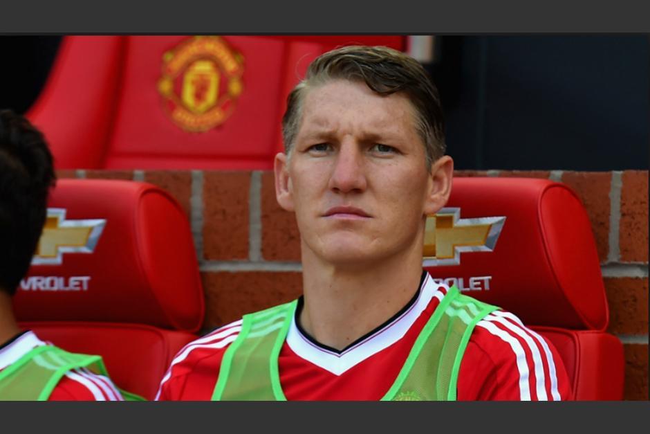 Parece que Schweinsteiger tiene los día contados en Manchester. (Foto: Goal.com)