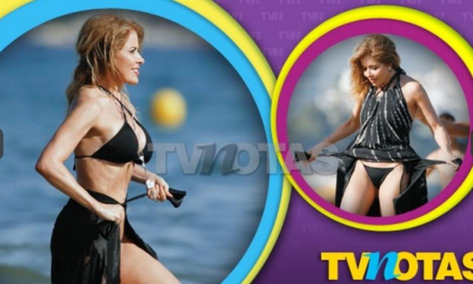 La cantante disfrutó de unas merecidas vacaciones en Ibiza, España. (Foto: Diario Trome)