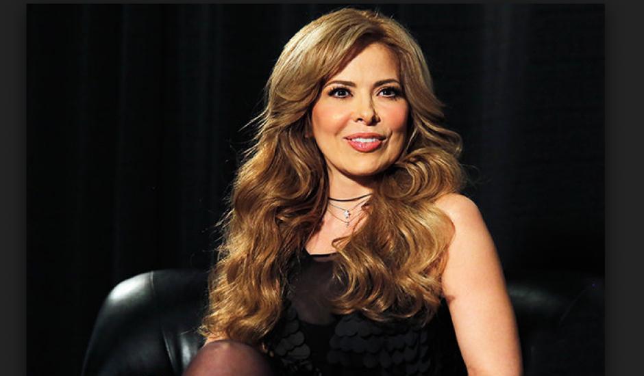Según el diario mexicano la actriz no se muestra así públicamente. (Foto: TvNotas)