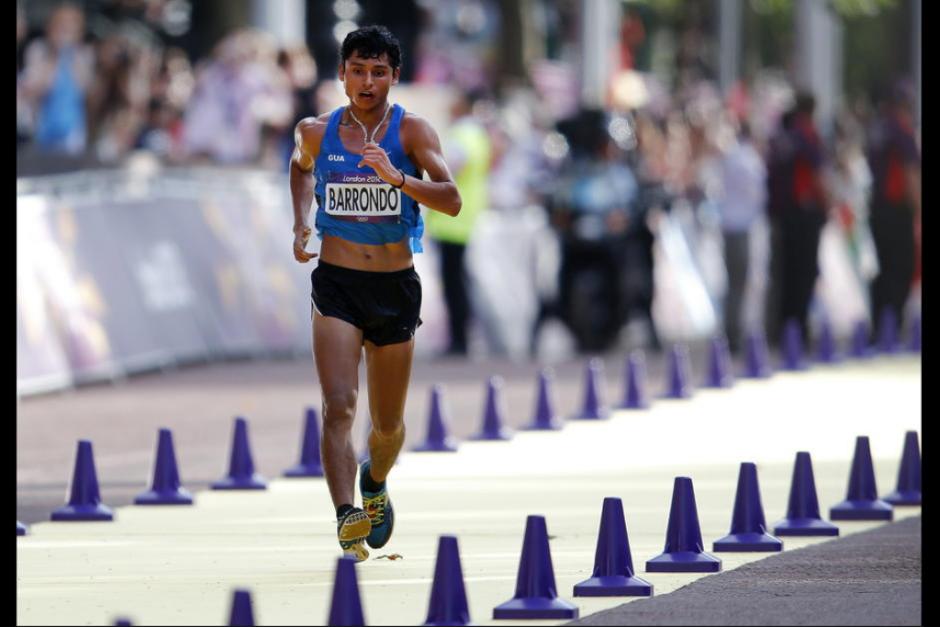 Erick Barrondo es tanto medallista olímpico como panamericano. (Foto: Archivo/Soy502)