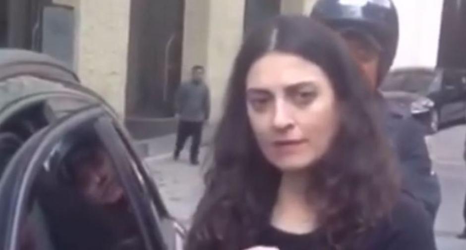 La mujer fue denunciada por redes sociales. (Foto: radioformula.com)