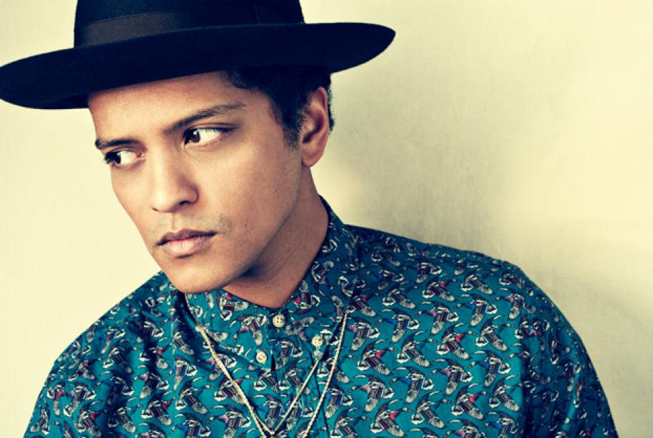 El cantante decidió presentarse al público como Bruno Mars. (Foto: www.defhard.com)