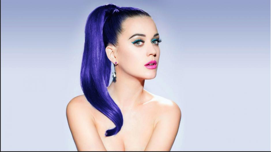No podía faltar la cantante Katy Perry quien también usa otro nombre. (Foto: www.defhard.com)