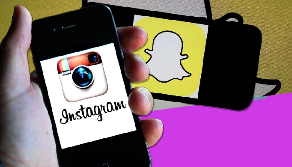 Con esto se ponen a competir con Snapchat. (Foto: metro.co.uk)