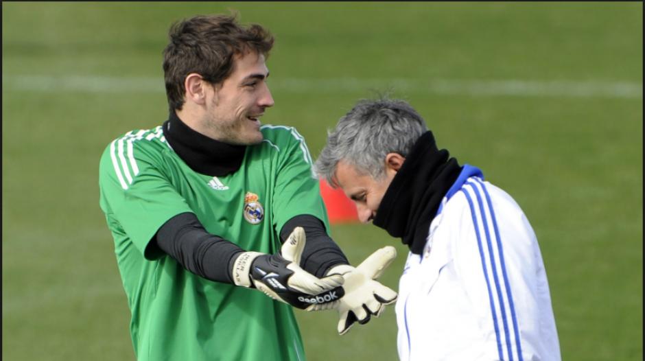 El lío más famoso de Mourinho ha sido con Iker Casillas. (Foto: AS)