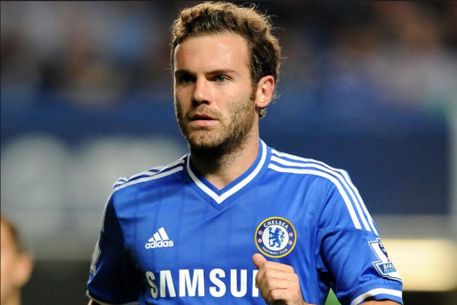 Juan Mata, de mejor jugador del Chelsea a salir en 2014. (Foto: ChelseaNews)