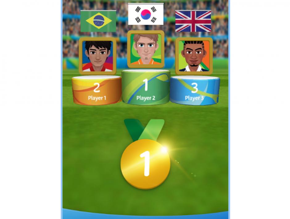 Al ganar obtienes medallas. (Foto: play.google.com)