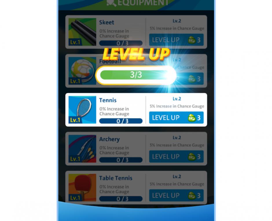 También puedes subir de niveles.  (Foto: play.google.com)
