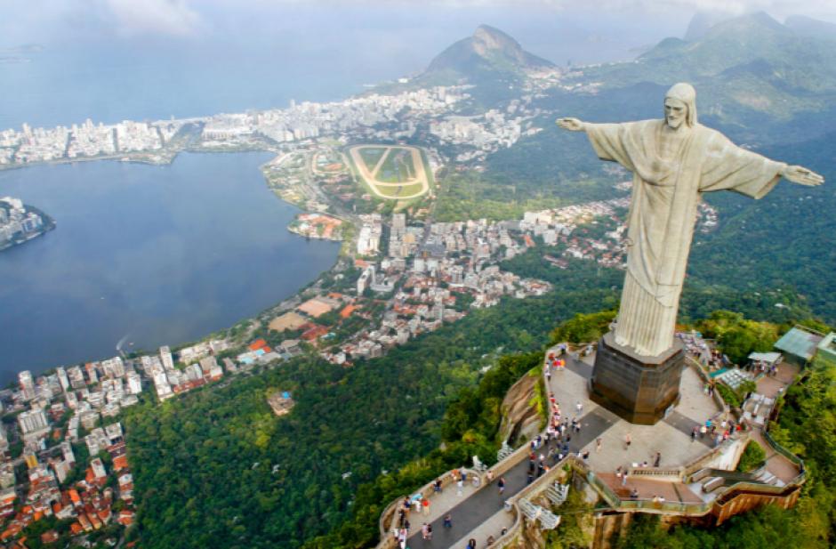 Río de Janeiro recibe este mes los Juegos Olímpicos. (Foto: play.google.com)