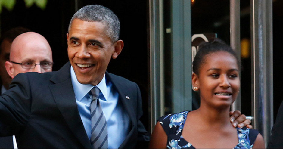 La hija de Obama, Natasha aprovecha su tiempo libre. (Foto: ktvu.com)