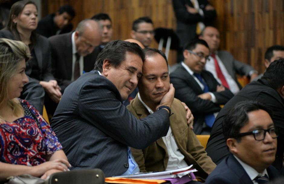 Gustavo Alejos seguirá en prisión. (Foto: Wilder López/Soy502)