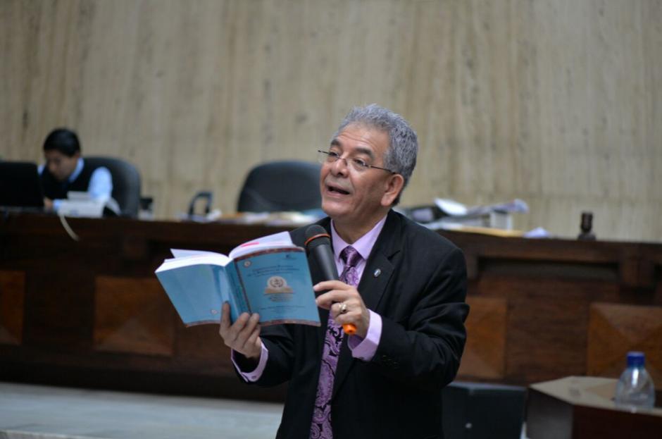 El juez Gálvez decidió enviar a prisión a la mayoría de los acusados. (Foto: Wilder López/Soy502)