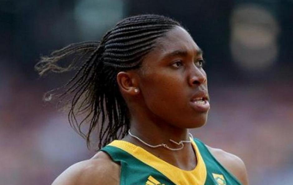 Caster Semenya, atleta sudafricana. (Foto: mundodeportivo.com)