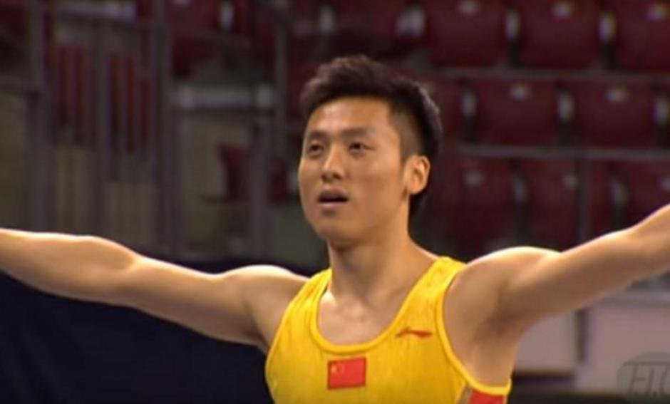 Dong Dong, gimnasta chino. (Foto: mundodeportivo.com)