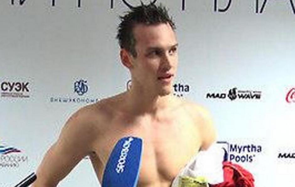 Semen Makovich, nadador ruso. (Foto: mundodeportivo.com)