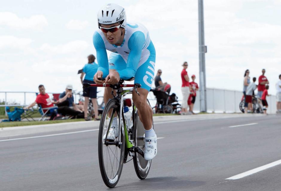 Manuel Rodas competirá este sábado. (Foto: Archivo/Soy502)
