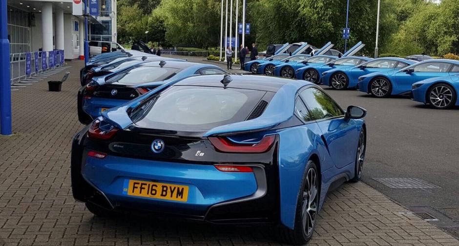 Cada auto cuesta 135 mil dólares (Foto: Mirror.uk)