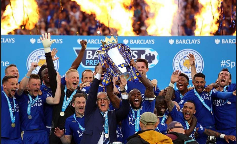 El regalo es de los dueños por haber ganado la liga inglesa (Foto: EFE)