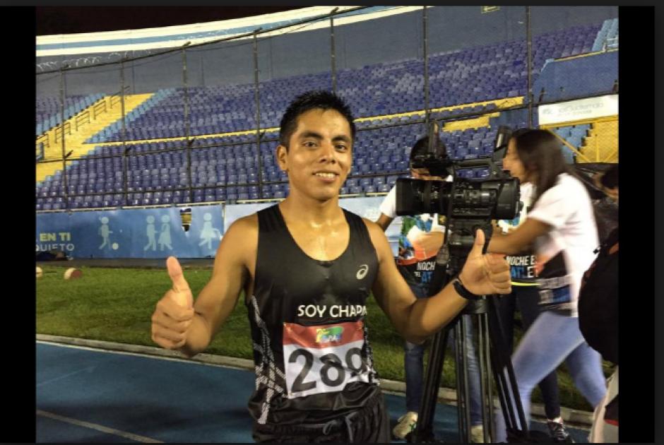 José competirá en 20 kilómetros marcha. (Foto: Archivo/Soy502)