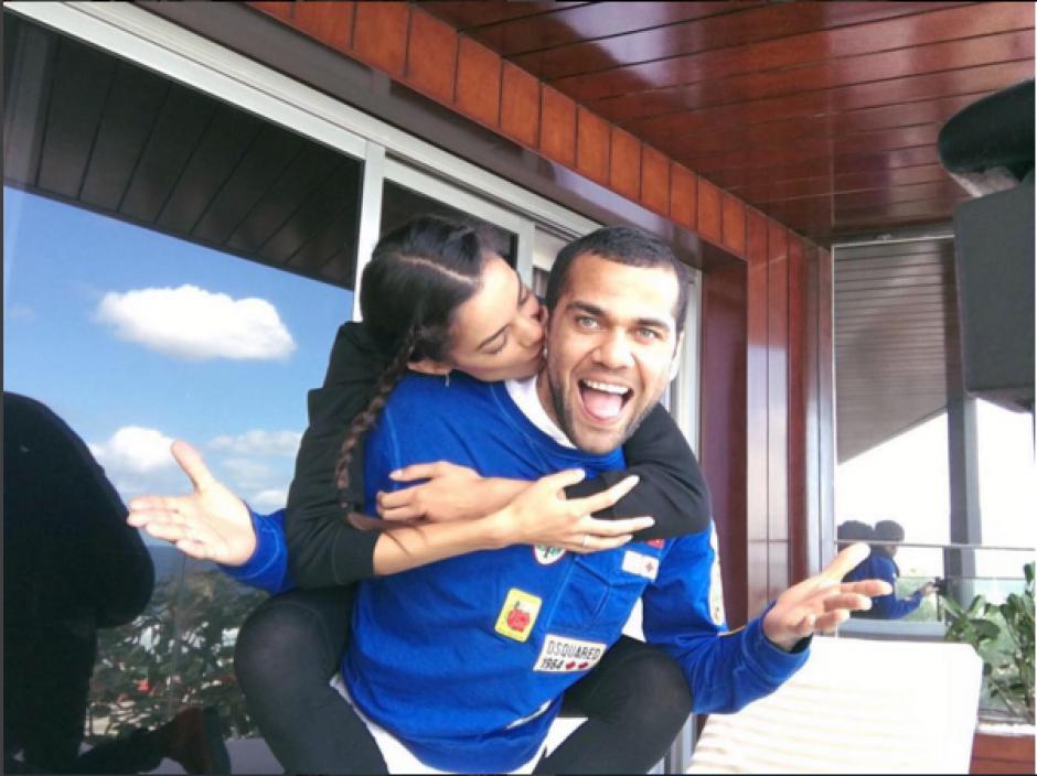 Joana y Dani están emocionados con el cambio de casa. (Foto: Instagram Joana Sanz)