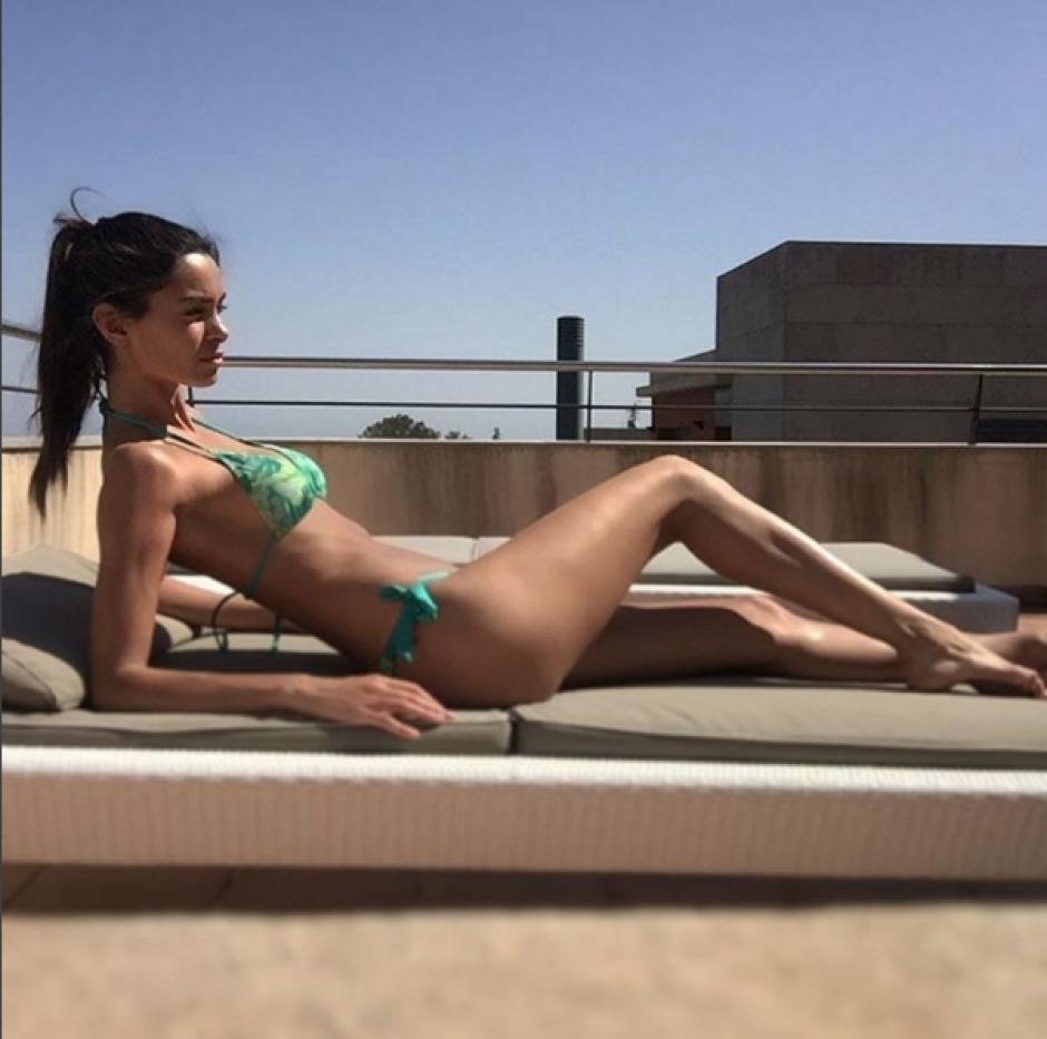 Joana Sanz se siente feliz por el cambio de aires que tendrá la pareja en Italia. (Foto: Instagram Joana Sanz)