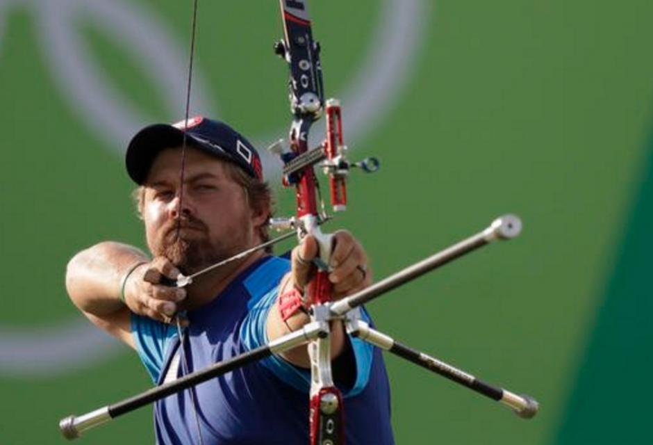 Ellison ha sido medallista en varias competencias. (Foto: wradio.com.com)